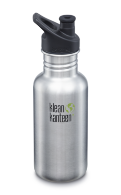 Klean Kanteen - Classic - 0,5L - Brushed Stainless