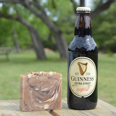Guinness Beer Soap Bar