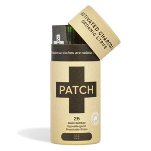 PATCH_Activated_Charcoal_Pleisters
